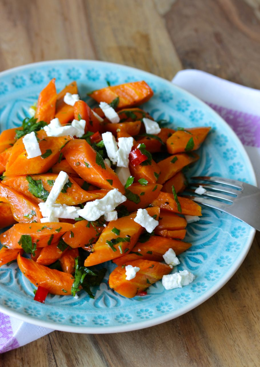 Gebackene-Karotten-mit-Feta