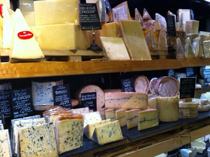 Käse bei Lactoseintoleranz